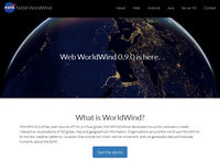 Lien vers le site NASA WorldWind