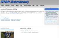 Lien vers S*t*a*r Astronomy